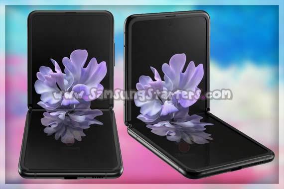 Harga Samsung Galaxy Z Flip Dan Spesifikasi Terbaru 2020