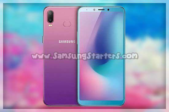 Samsung Galaxy A6 S