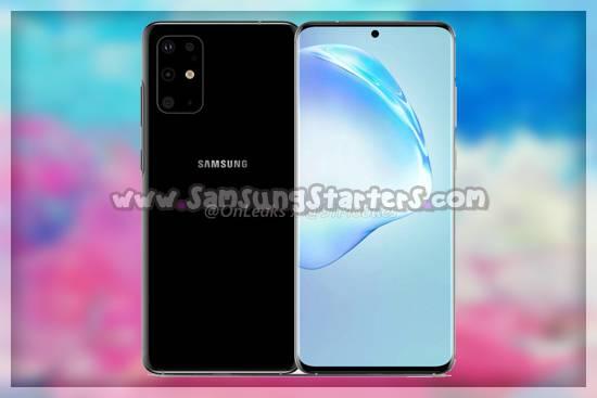 Spesifikasi dan Harga Samsung galaxy S20 Plus
