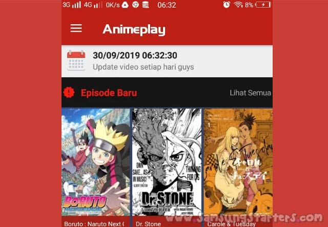 Aplikasi AnimePlay