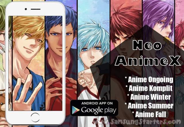 Aplikasi Neo Anime
