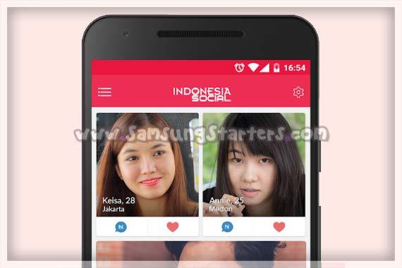 Aplikasi Pencari Jodoh Indonesia