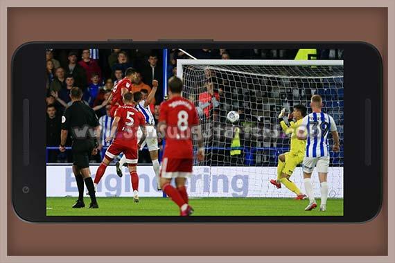 Aplikasi Streaming Bola Liga Spanyol