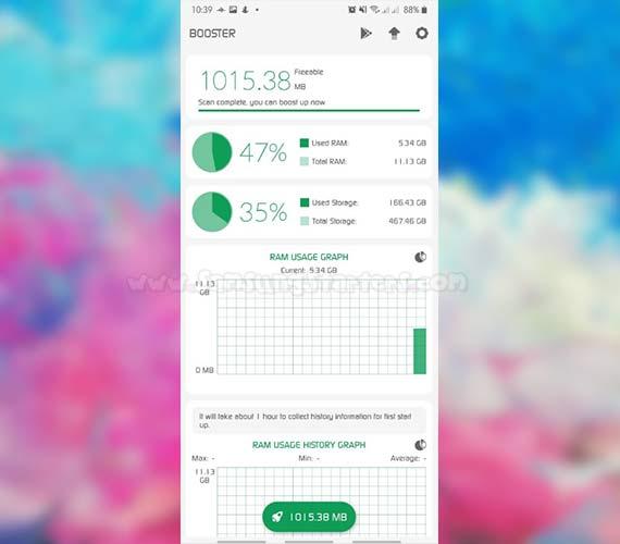 Cara Cek Ram Samsung Dengan Aplikasi