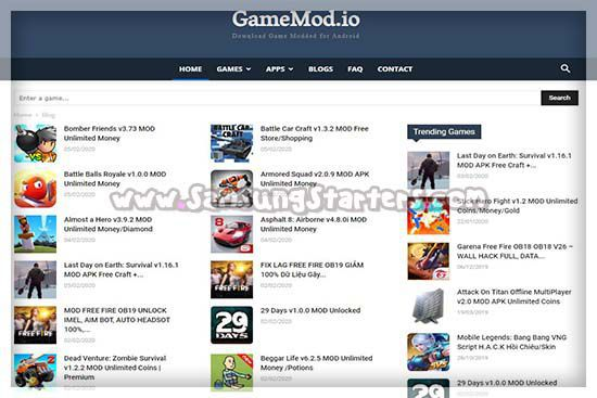 Gamemodio