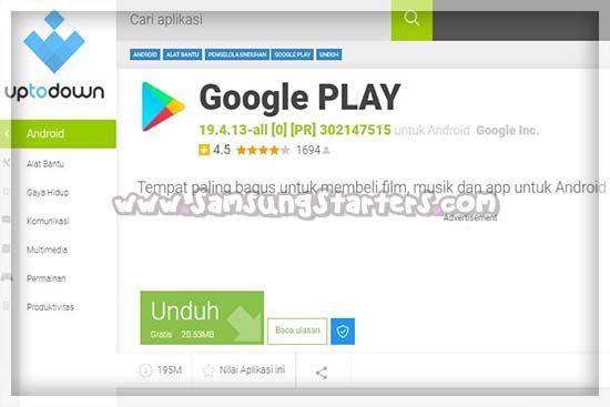 Cara Mengatasi Google Play Store Hilang Di Samsung