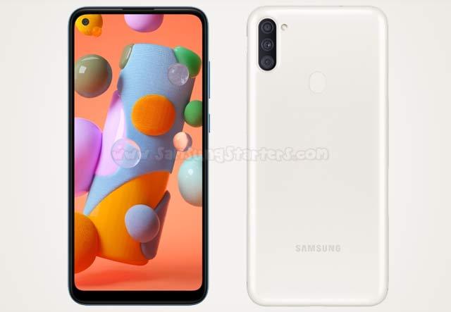 Gambar Samsung A11