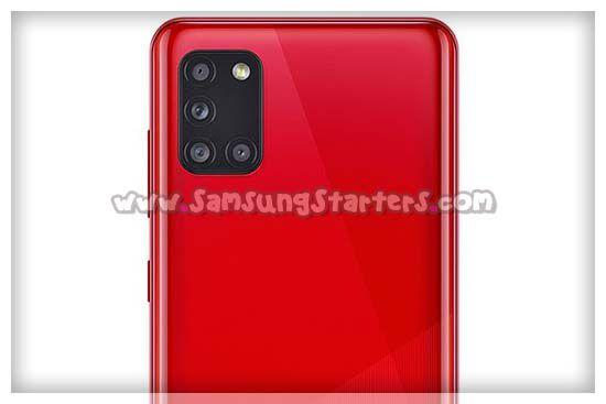 Gambar Samsung Galaxy A31