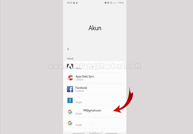 6 Cara Menghapus Akun Google di Hp Samsung ...