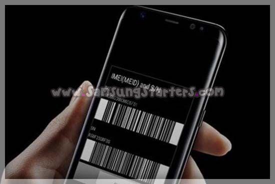 IMEI HP Samsung