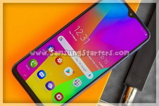Perfoma Samsung Galaxy M21