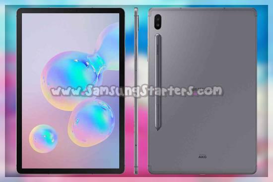 Spesifikasi Samsung Galaxy Tab S6 5G