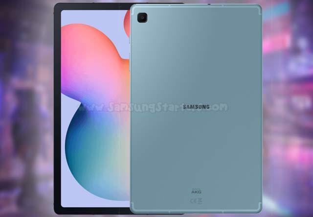 Spesifikasi Samsung Tab S6 Lite