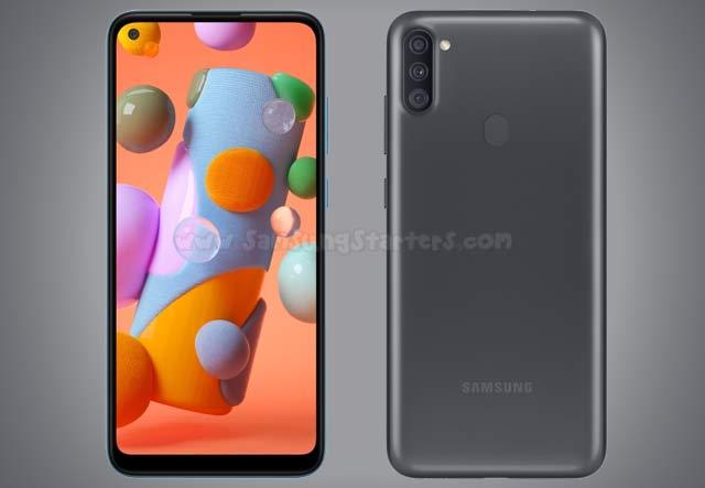 Spesifikasi dan Harga Samsung A11