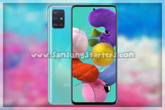 Spesifikasi dan Harga Samsung Galaxy A51 5G