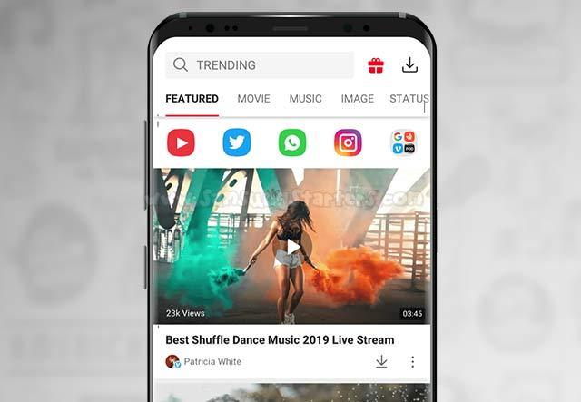 Cara Download Aplikasi Vidmate