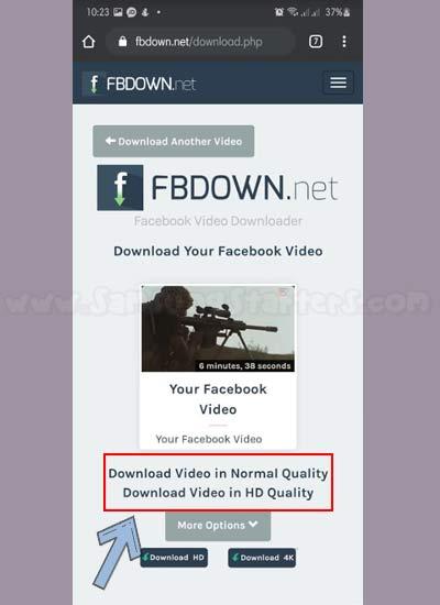 Cara Mengunduh Video Facebook HD