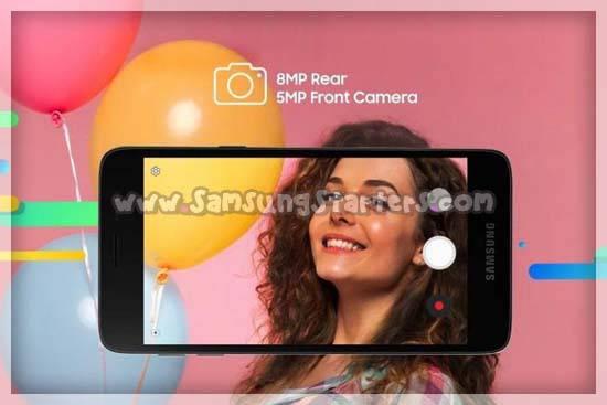 Kamera Samsung Galaxy J2 Core