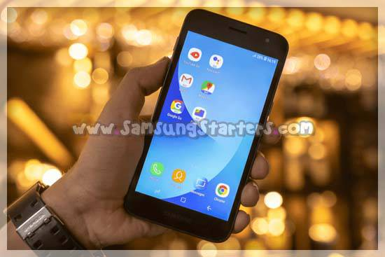 Perfoma Samsung Galaxy J2 Core