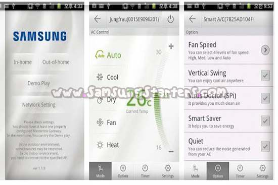 Aplikasi Remote AC Samsung Terbaik