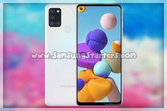 Gambar Samsung Galaxy A21s
