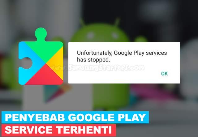 Penyebab Layanan Google Terhenti