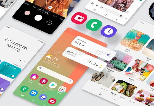 Cara Mengatasi Hp Samsung Lemot  Dengan Meghapus Widget