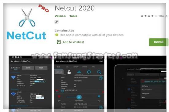 aplikasi netcut