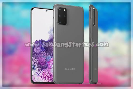 Desain samsung Galaxy S20 5G UW