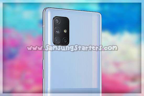 Fotografi Samsung Galaxy A71s 5G UW