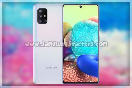 Harga Samsung Galaxy A71s 5G