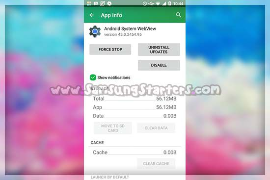 Nontaktifkan Aplikasi Yang Tidak Digunakan