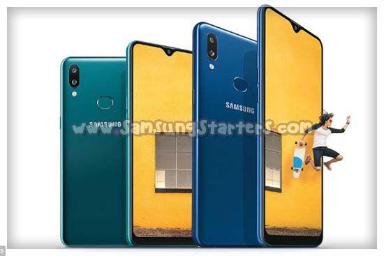 Gambar Samsung Galaxy M01s