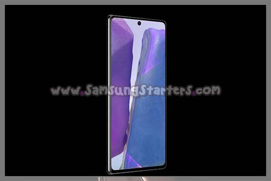 Spesifikasi Samsung Galaxy Note 20
