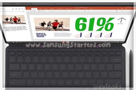 Spesifikasi Tablet Samsung Galaxy Tab S7
