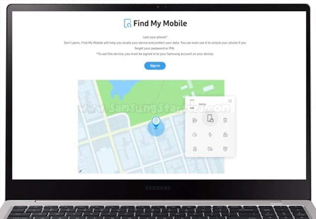 Cara Membuka Hp Samsung Yang Lupa Password