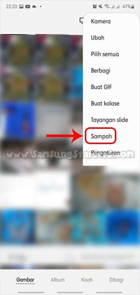 Cara Mengembalikan Foto Terhapus di Hp Samsung Ke Galeri