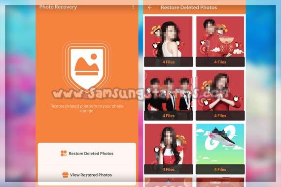 Cara Mengembalikan Foto Yang Terhapus Ke Galeri di Samsung