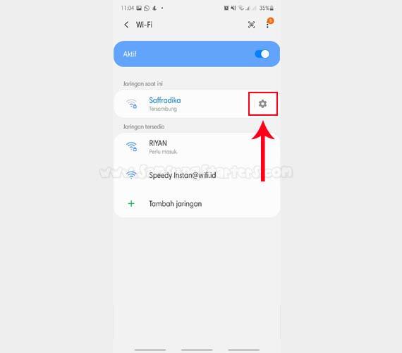Cara Mengetahui Password WiFi Yang Sudah Connect di Android