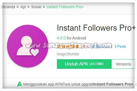 Instant Follower