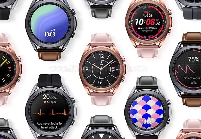 Jam Tangan Samsung Galaxy Watch 3