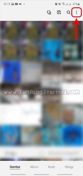 Restore Foto Samsung