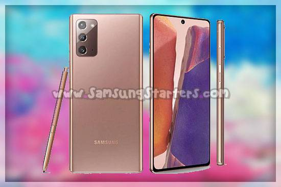 Spesifikasi Samsung Galaxy Note 20 Ultra