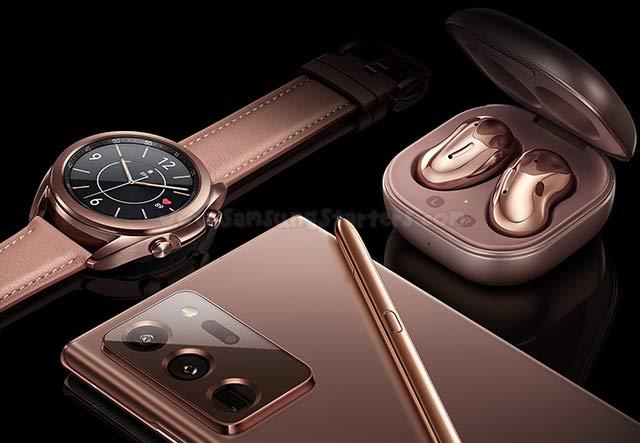 Spesifikasi dan Harga Samsung Galaxy Watch 3