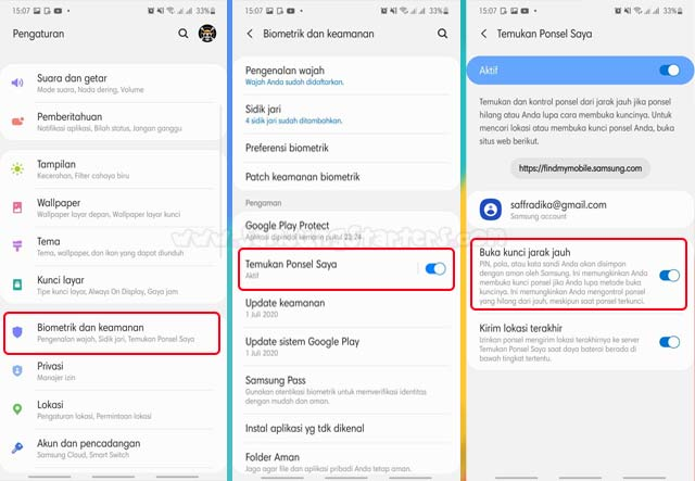 10 Cara Mengatasi Lupa Pola Hp Samsung Tanpa Reset