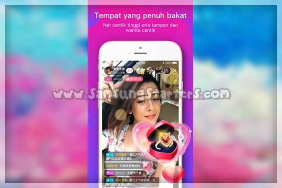 Aplikasi Video Call Live