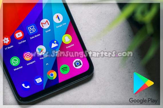 Cara Membuat Akun Play Store di Hp Samsung