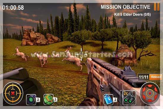 Hunting Safari 3D