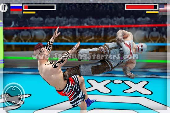 Wrestling Fight Revolution 20 World Fighting Game