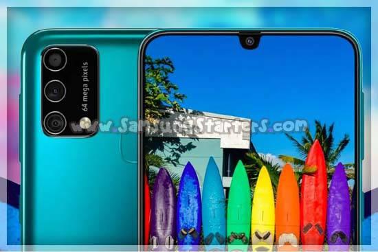 Samsung Galaxy F41 Kamera